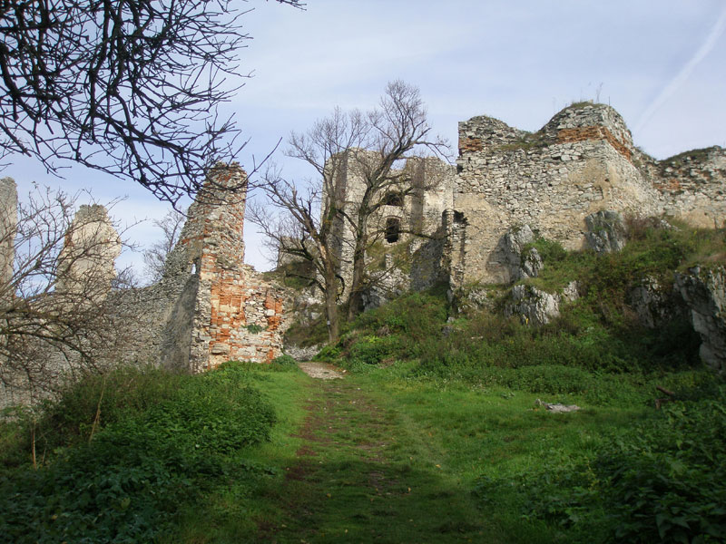 Ruine Gymes